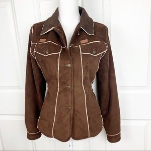 Outback Trading Co Telluride Fleece Lined Jacket